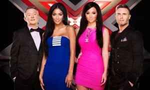 The X Factor 2012 judges