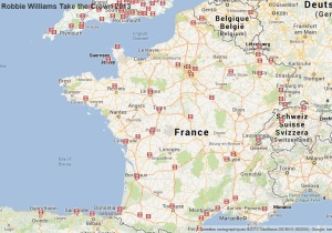 carte cinemas France TTC