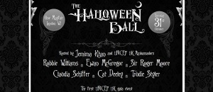 UNICEF halloween ball