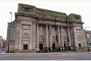 Where in the world.....Queens Theatre in Burslem