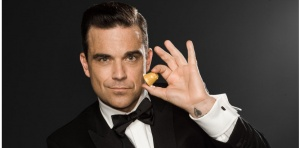 011214 Challenges Robbie Williams Café Royal