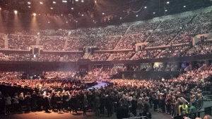 SSE Hydro crowd